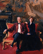 The Earl and Countess of Leicester