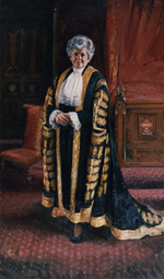 Speaker Betty Boothroyd